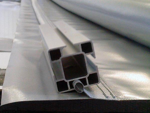 Aluminium-Träger